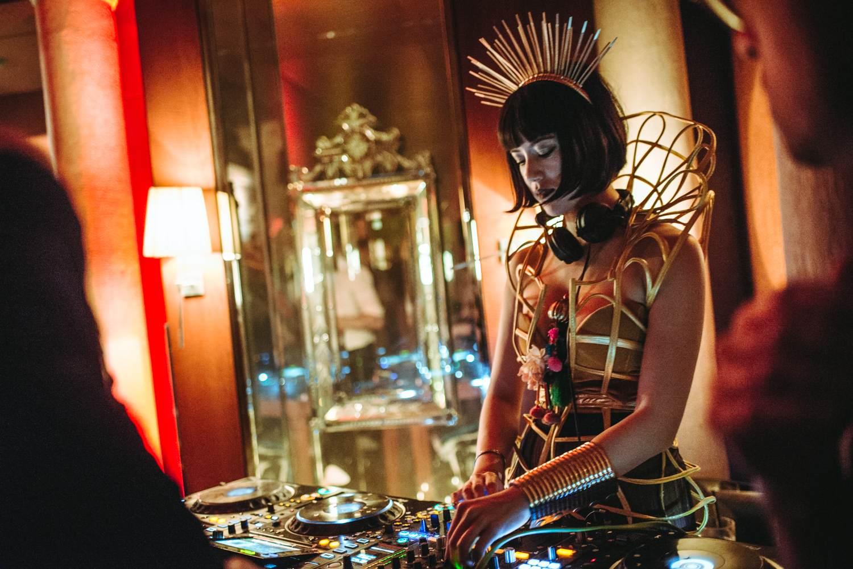 Jungle fever party DJ