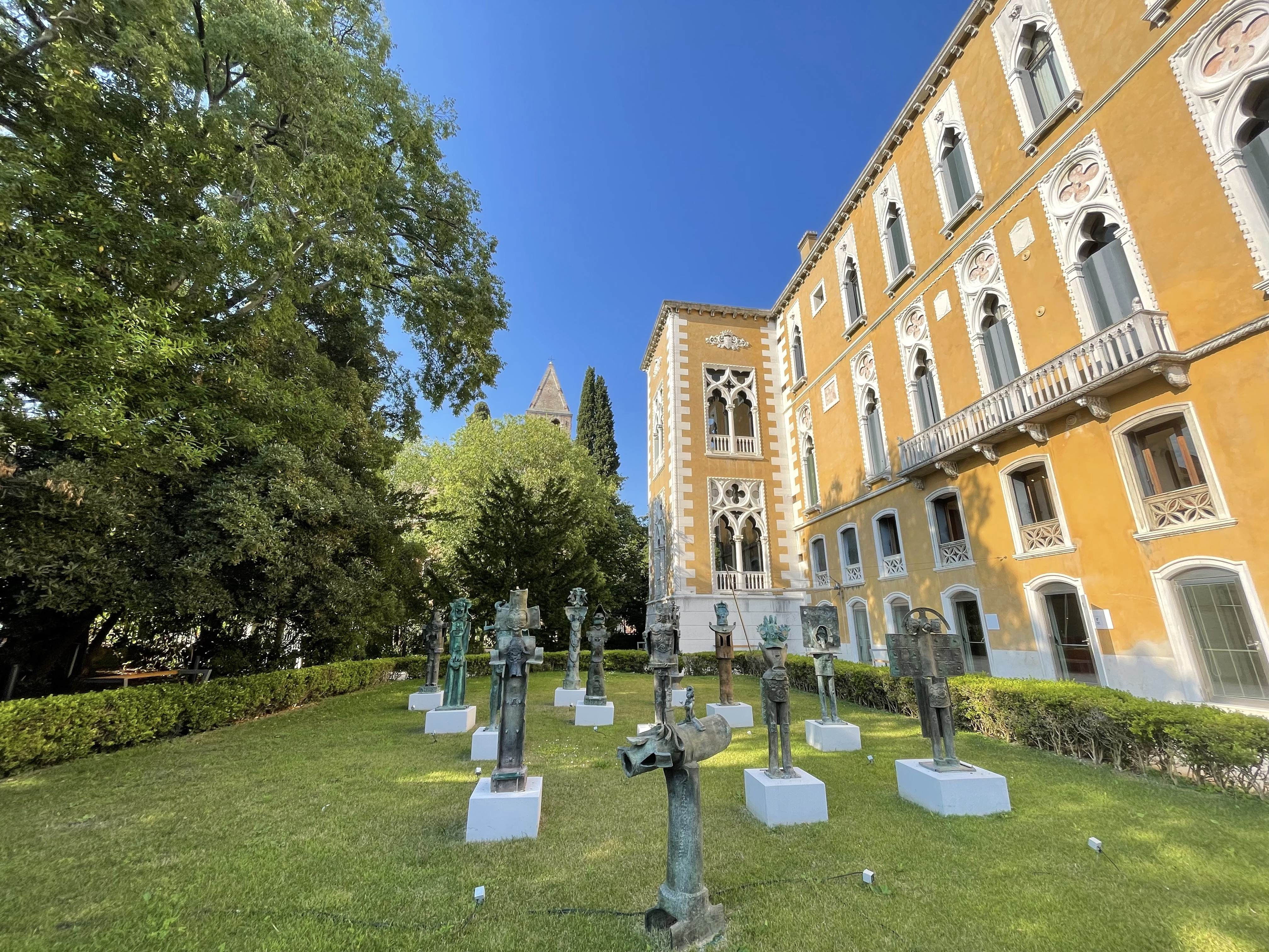 Palazzo Franchetti Garden
