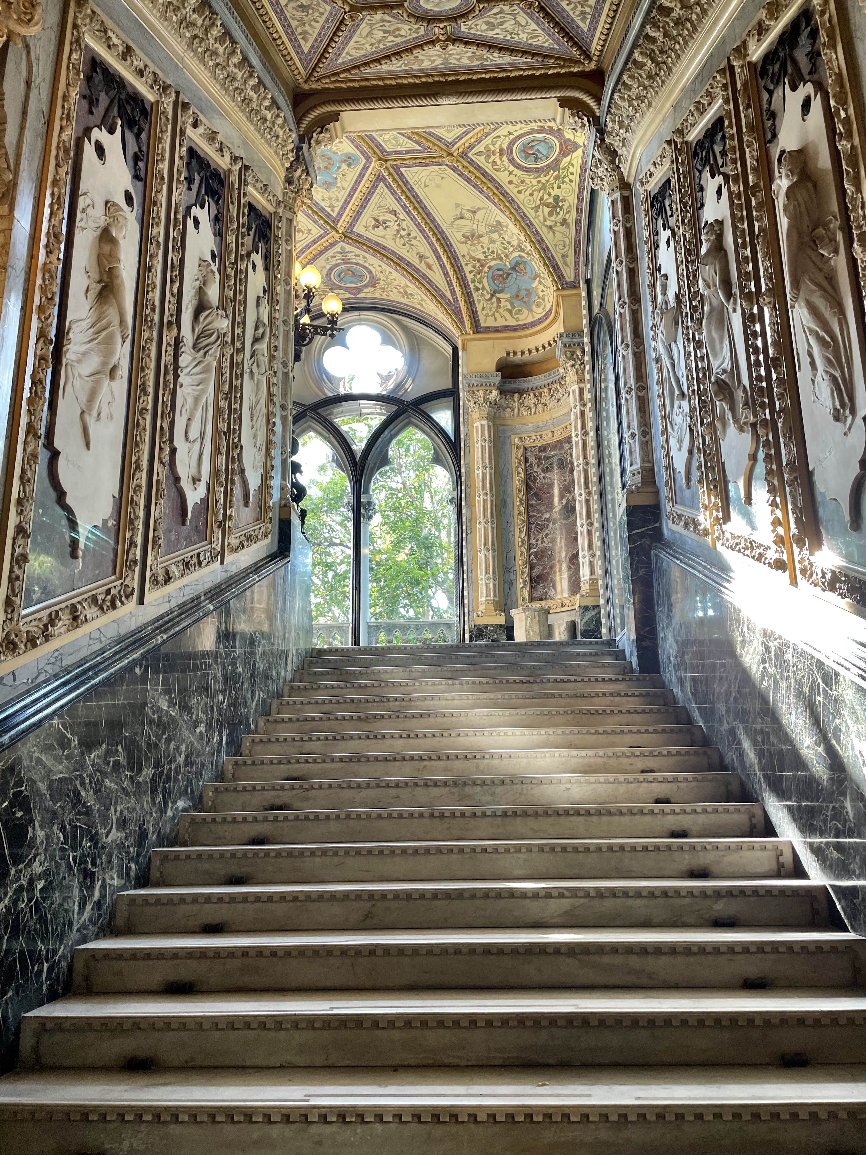 Palazzo Franchetti Scala